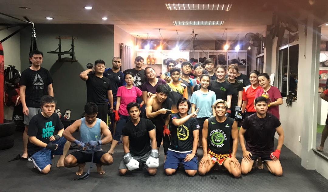 Biagtan MMA Gym